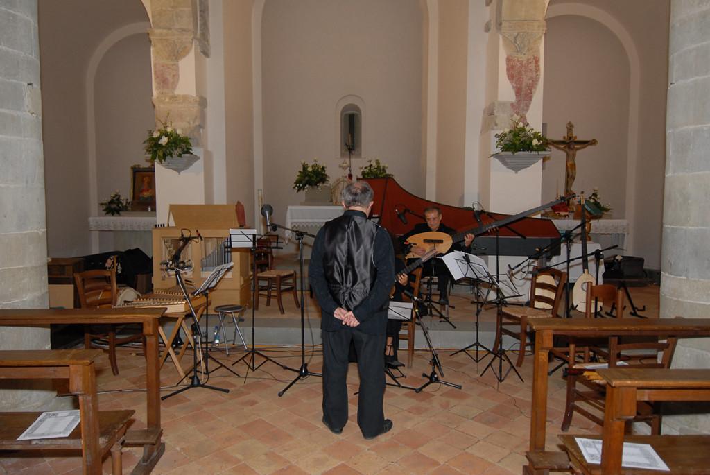 settembre 2013 Anghiari | Pieve di Sovara | solo e pensoso