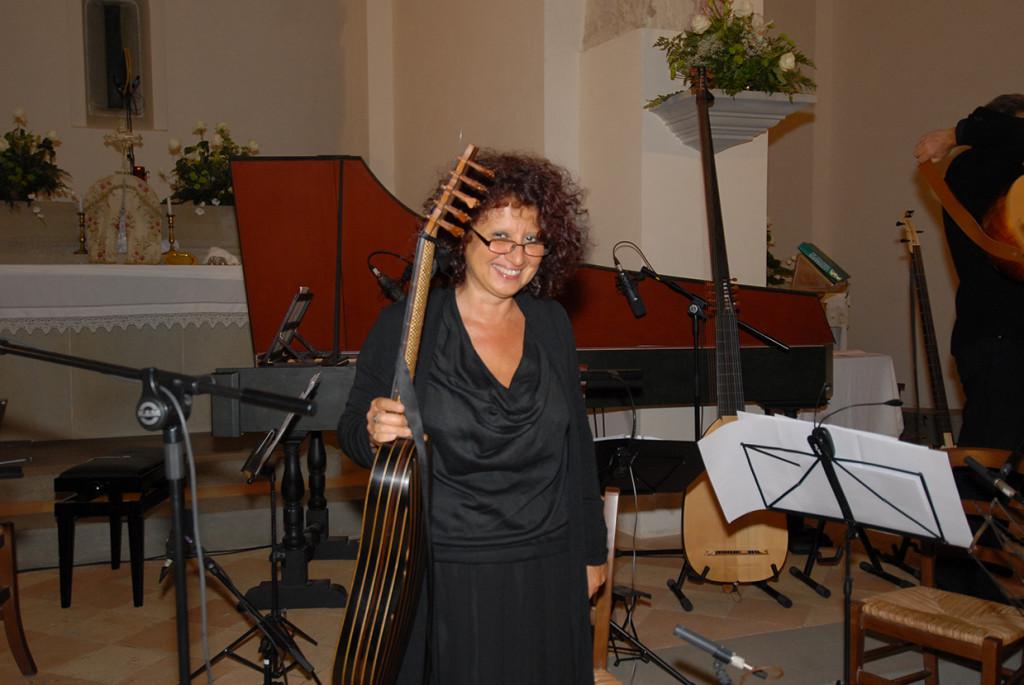 settembre 2013 Anghiari | Pieve di Sovara | Elisabetta