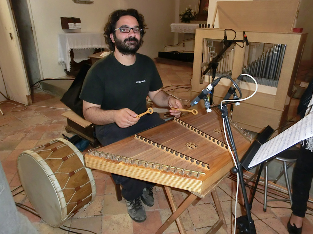 settembre 2013 Anghiari | Pieve di Sovara | Massimiliano