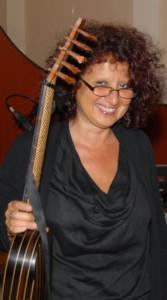 Elisabetta Benfenati, chitarra barocca