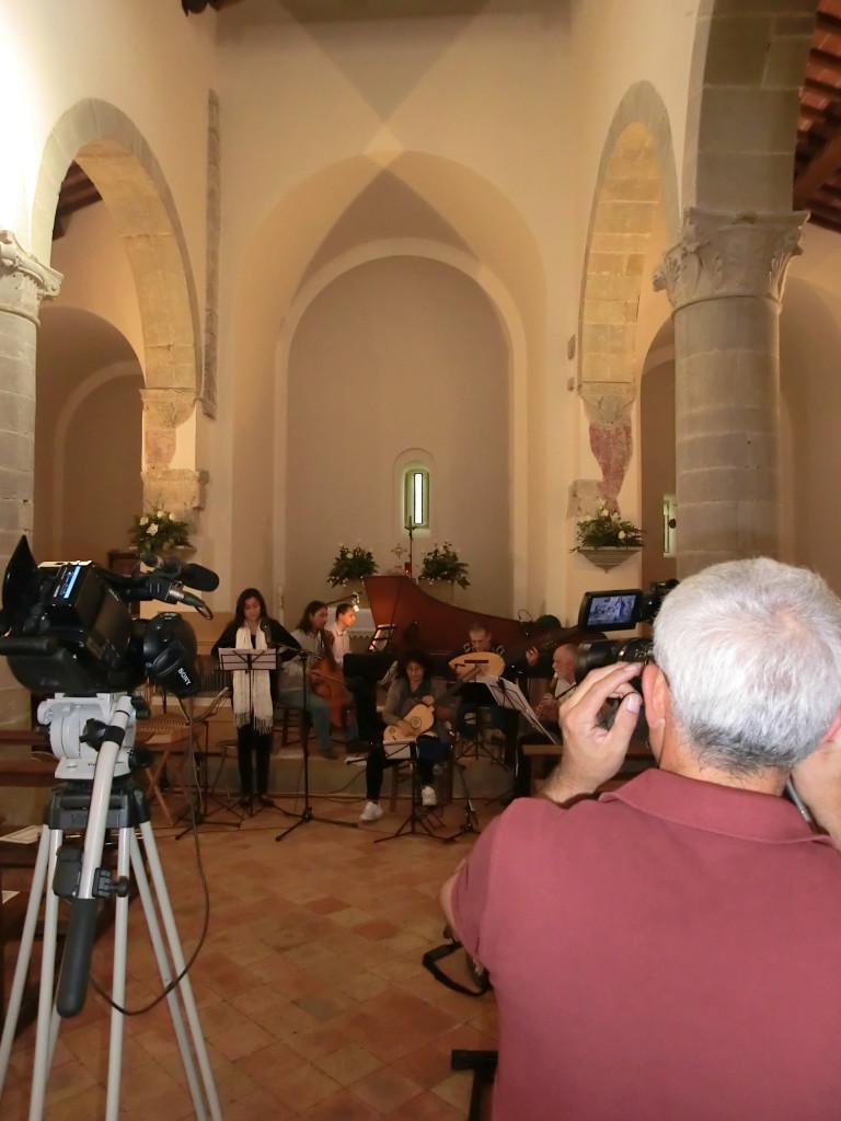 settembre 2013 Anghiari   Pieve di Sovara   Riprese video