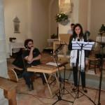 settembre 2013 Anghiari | Pieve di Sovara | Massimiliano ed Arianna